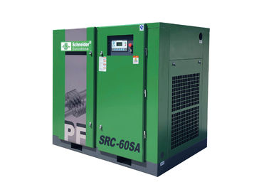 China 380V 50HZ Two Stage Screw Air Compressor , Energy Saving 2 Stage Screw Compressor supplier