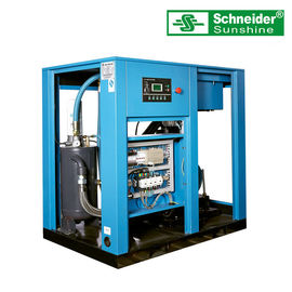 China Low Vibration Oil Free Screw Compressor 55KW High Energy Efficiency With Air Dryer supplier