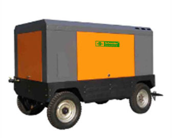 China 2200 r/min Industrial Portable Air Compressor Diesel Engine High Reliabilit supplier